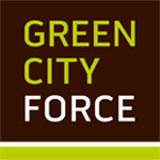 Green City Force Logo