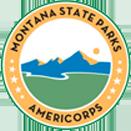 Montana State Parks AmeriCorps Logo